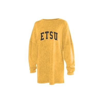 ETSU Chicka-d Women's Big Shirt