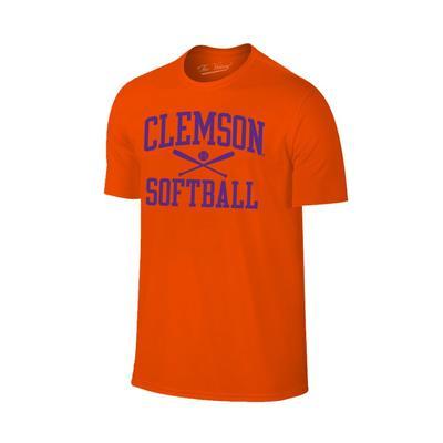 Clemson Women's Softball Tee Shirt