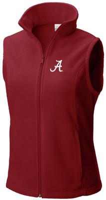 Alabama Columbia Women's Give And Go Vest - Plus Sizes
