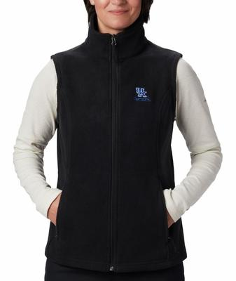 Kentucky Columbia Women's Give And Go Vest - Plus Sizes