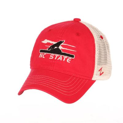 NC State Zephyr Destination Hat
