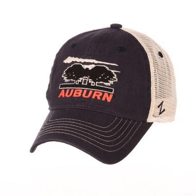 Auburn Zephyr Destination Hat
