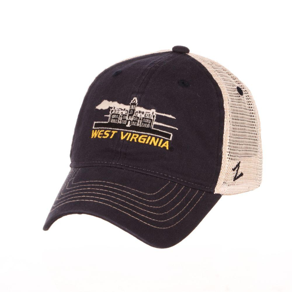 West Virginia Zephyr Destination Hat