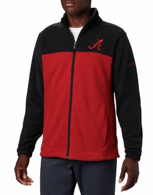 Alabama Columbia Men's Flanker III Fleece Jacket