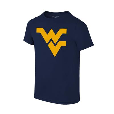 West Virginia Youth Giant WV Logo Tee Shirt