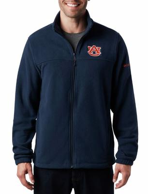 Auburn Columbia Men's Flanker III Fleece Jacket