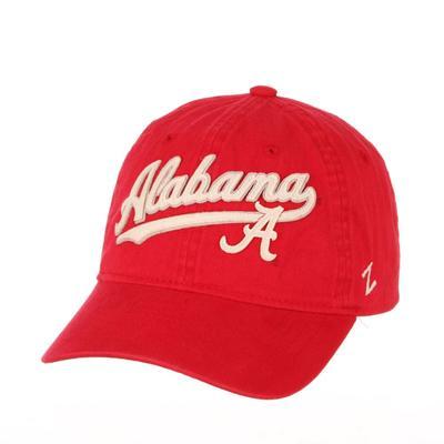 Alabama Zephyr Homer Logo Hat