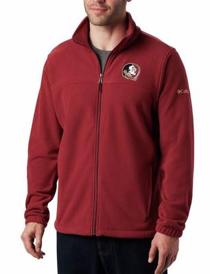 Florida State Columbia Men's Flanker III Fleece Jacket