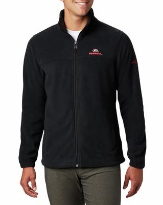 Georgia Columbia Men's Flanker III Fleece Jacket