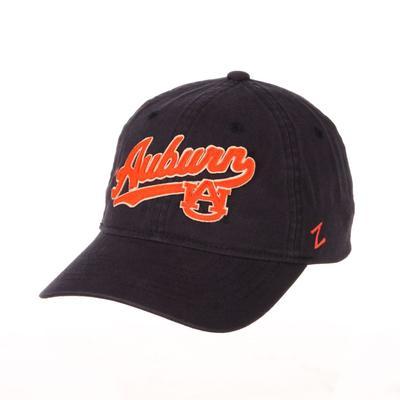 Auburn Zephyr Homer Logo Hat