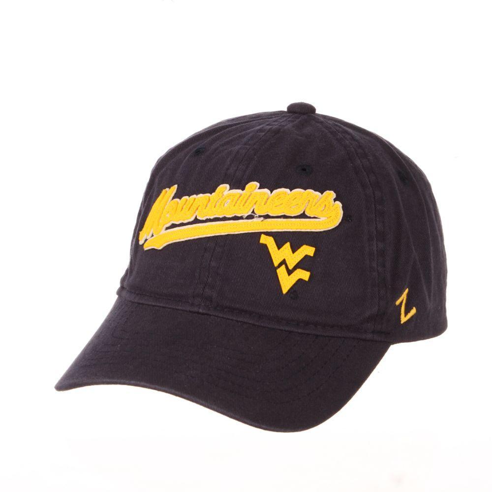 West Virginia Zephyr Homer Logo Hat