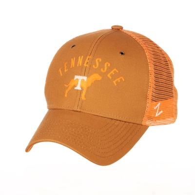 Tennessee Zephyr Sahara Mascot Hat