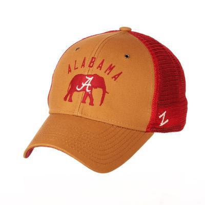 Alabama Zephyr Sahara Mascot Hat