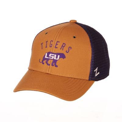 LSU Zephyr Sahara Mascot Hat