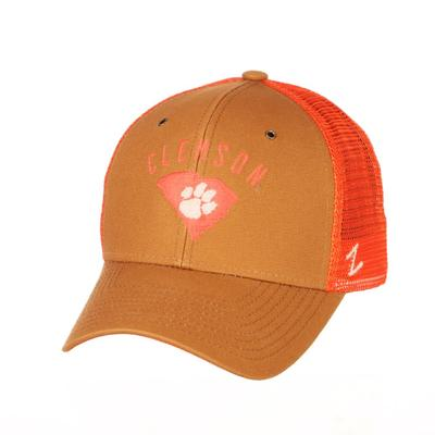 Clemson Zephyr Sahara Mascot Hat