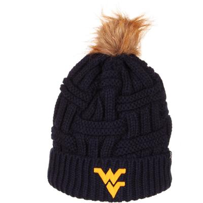 West Virginia Zephyr Theta Beanie