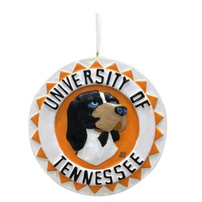 Tennessee Seasons Design 3D Logo Ornament