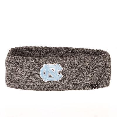 UNC Zephyr Marled Knit Headband