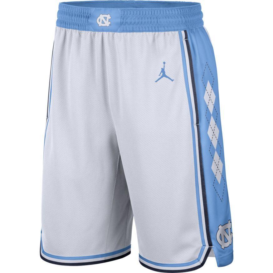 Unc Jordan Brand Limited Home Basketball Shorts