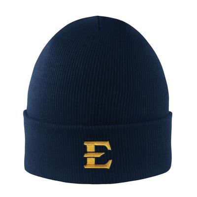 ETSU LogoFit Cuffed Knit Hat