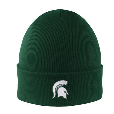Michigan State LogoFit Cuffed Knit Hat