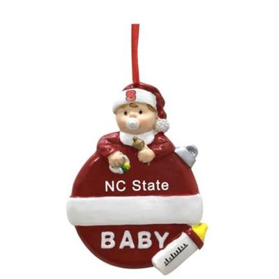 NCST Seasons Design Baby's 1st Christmas Ornament