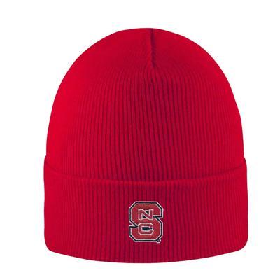 NC State LogoFit Cuffed Knit Hat