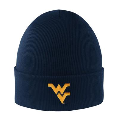 West Virginia LogoFit Cuffed Knit Hat