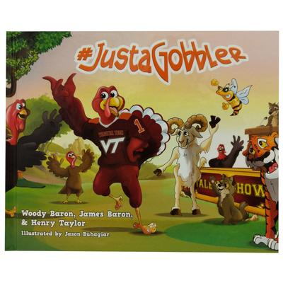 Virginia Tech #JustaGobbler Children's Book
