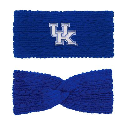 Kentucky LogoFit Knit Twist Ear Band