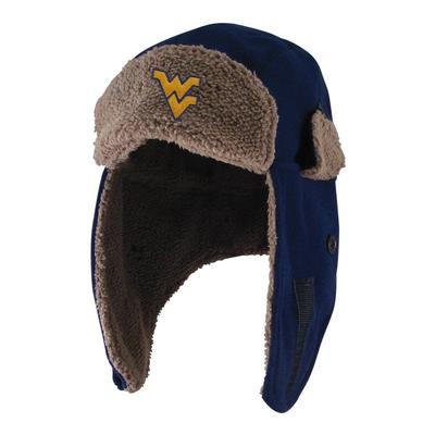 West Virginia LogoFit Trooper Hat