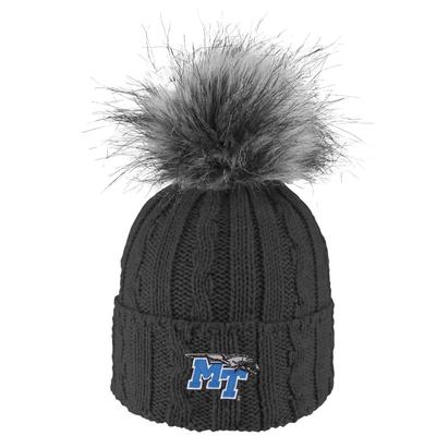 MTSU LogoFit Women's Alps Cuffed Knit Hat