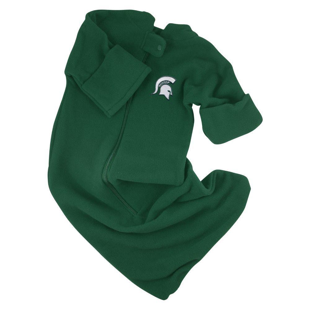 Michigan State Logofit Cocoon Infant Bunting