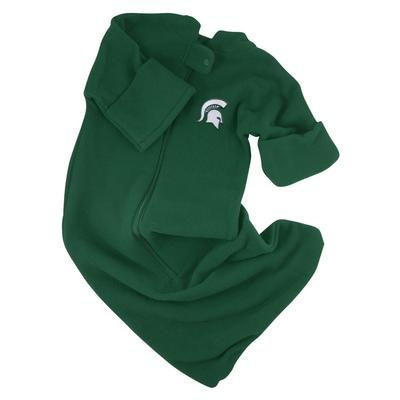 Michigan State LogoFit Cocoon Infant Bunting