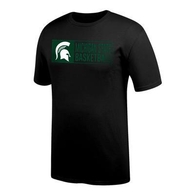 Michigan State Bar Logo Basketball Tee Shirt