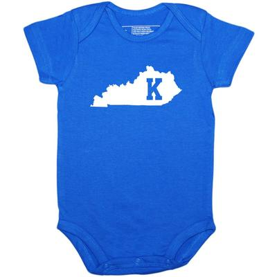 Kentucky Creative Knitwear Infant State Onesie