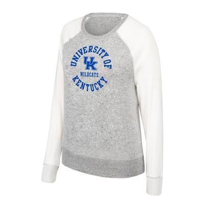 Kentucky Women's Off Duty Crew Neck Pullover