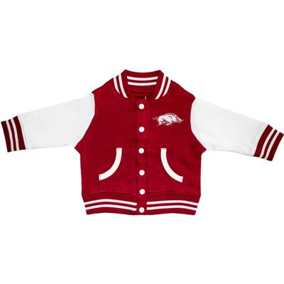 Arkansas Toddler Varsity Jacket