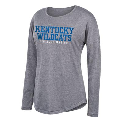 Kentucky Women's Vintage Stack Tee