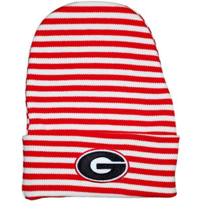 Georgia Infant Striped Knit Cap