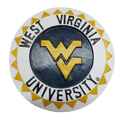 West Virginia Seasons Design 3D Ornament