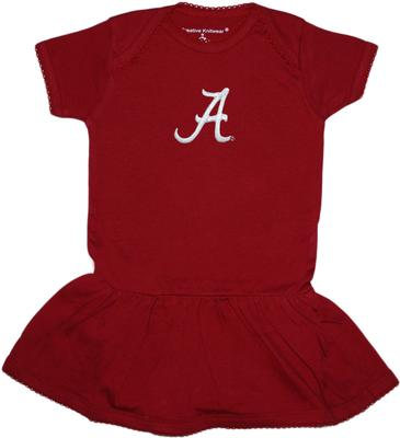 Alabama Infant Girls' Picot Dress