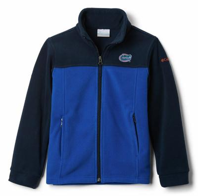Florida Columbia Youth Full Zip Fleece Jacket