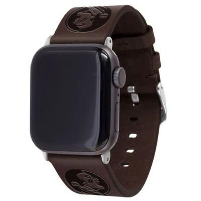 FSU Apple Watch Brown Band 42/44 MM S/M