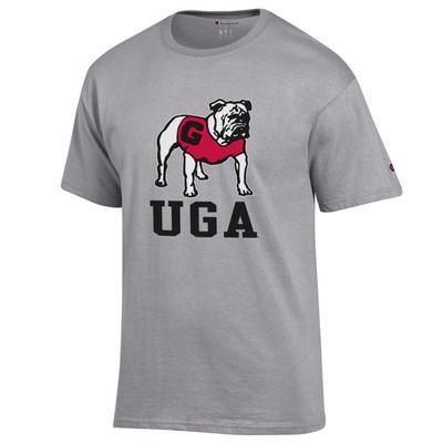 Georgia Standing Bulldog UGA Tee Shirt