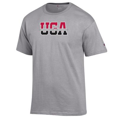 Georgia UGA with School Name Tee Shirt