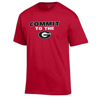 Georgia Commit to the G Tee Shirt