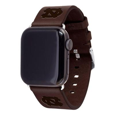 UNC Apple Watch Brown Band 38/40 MM M/L