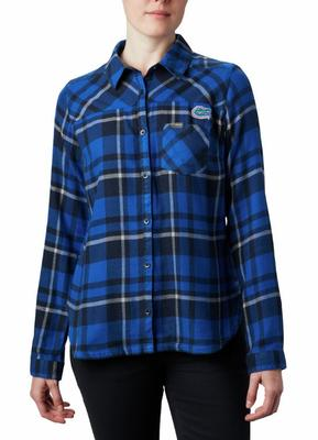 Florida Columbia Women's Flare Gun Flannel