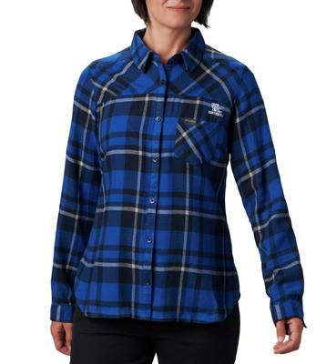 Kentucky Columbia Women's Flare Gun Flannel